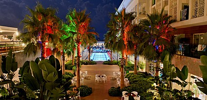 Trendy Verbena Beach Hotel Genel Görünüm