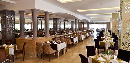Trendy Verbena Beach Hotel Yeme / İçme