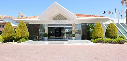 Tripolis Hotel Genel Görünüm