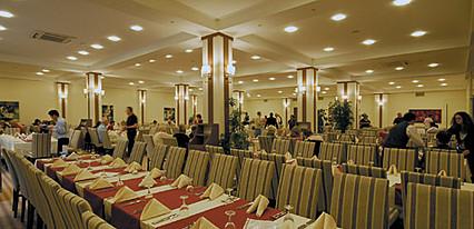 Tripolis Hotel Yeme / İçme