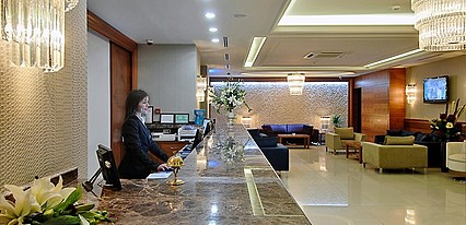 Tugcu Hotel Select Genel Görünüm