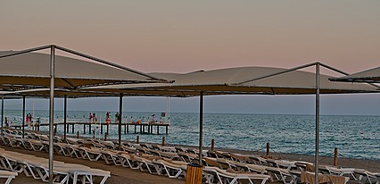 Tui Day & Night Connected Club Belek Havuz / Deniz
