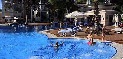Tui Fun & Sun Club Belek Havuz / Deniz