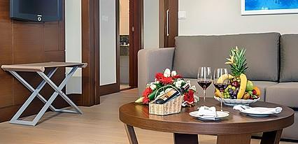Tui Fun & Sun Miarosa Ghazal Resort Oda