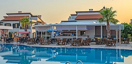 Tui Fun & Sun River Resort Belek Havuz / Deniz