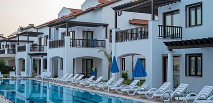 Tui Fun & Sun River Resort Belek Havuz / Deniz