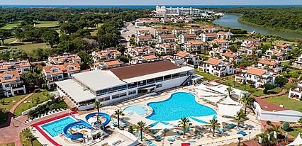 Tui Fun & Sun River Resort Belek Genel Görünüm