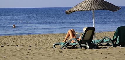 Tui Magic Life Sarıgerme Havuz / Deniz