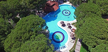 TUI Magic Life Waterworld Hotel Havuz / Deniz