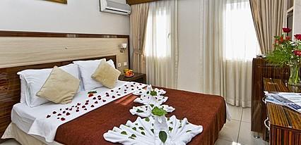 Tumay Hotel Oda