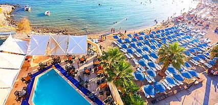 Tuntaş Beach Hotel Havuz / Deniz