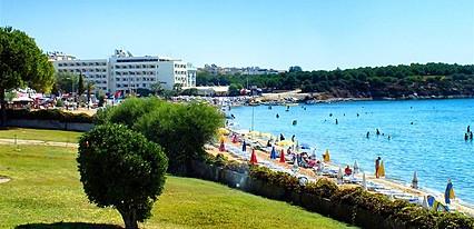 Tuntaş Beach Hotel Genel Görünüm