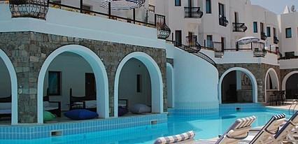 Türkbükü Hill Hotel Beach Genel Görünüm