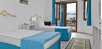 Türkbükü Hill Hotel Beach Oda
