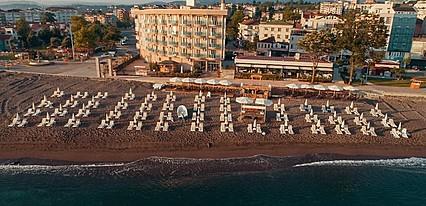 Turkuaz Beach Hotel Genel Görünüm