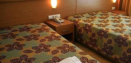 Turkuaz Beach Hotel Oda