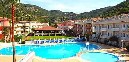 Turquoise Hotel Havuz / Deniz