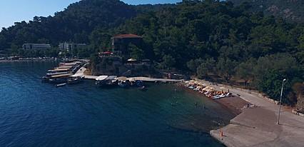Turunc Dream Hotel Havuz / Deniz