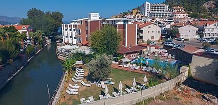 Turunc Dream Hotel Genel Görünüm