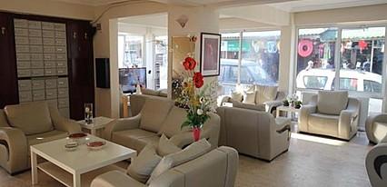 Ucem Hotel Golden Sea Genel Görünüm