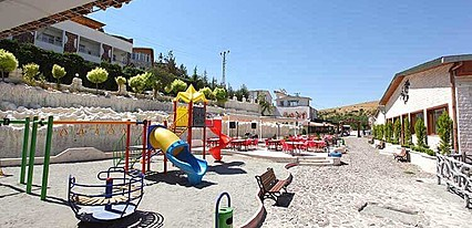 Ugurlu Termal Resort Spa & Kaplica Kur Merkezi Genel Görünüm