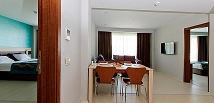 Ulu Resort Hotel Mersin Oda