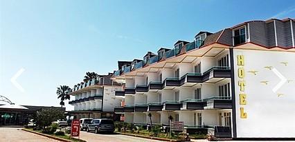 Ünlüselek Hotel Genel Görünüm