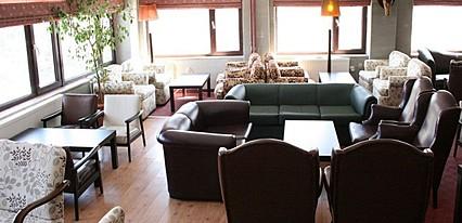 Uslan Hotel Uludağ Genel Görünüm