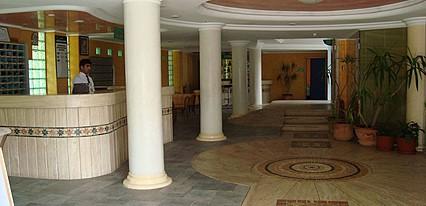 Uslan Hotel Genel Görünüm