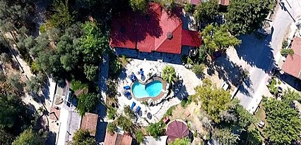 Utopia Lodge Hotel Genel Görünüm