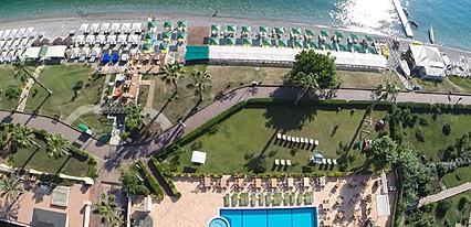 Valeri Beach Hotel Havuz / Deniz