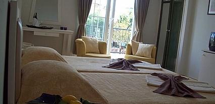 Vanilla Hotel Oda