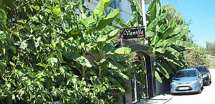 Vanilla Hotel Genel Görünüm