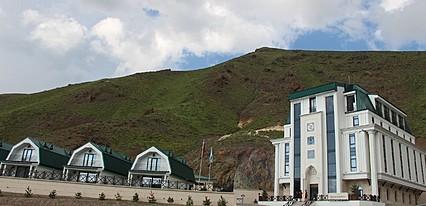 VE Hotels Palandöken Genel Görünüm