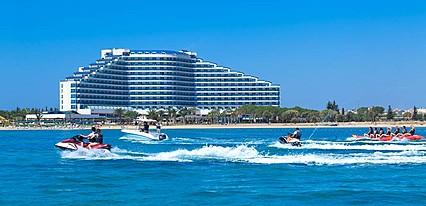 Venosa Beach Resort Genel Görünüm