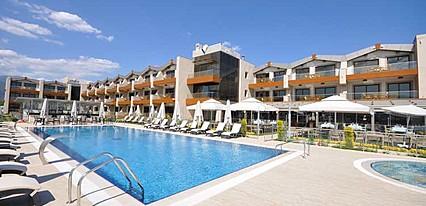 Venüs Thermal Boutique Hotel & Suites & Spa Wellness Havuz / Deniz