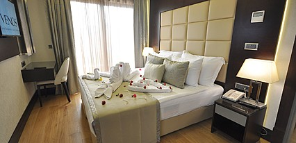 Venüs Thermal Boutique Hotel & Suites & Spa Wellness Oda