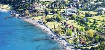 Verano Hotel Genel Görünüm
