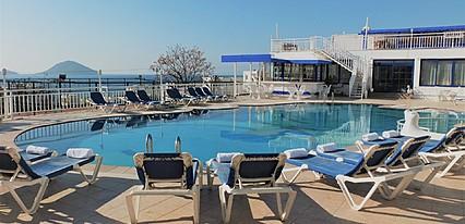 Victoria Suite Otel & Spa Havuz / Deniz
