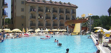 Victory Resort Hotel Havuz / Deniz