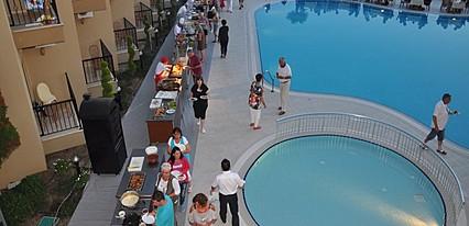 Victory Resort Hotel Yeme / İçme