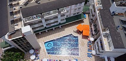 Viking Apart Hotel Genel Görünüm