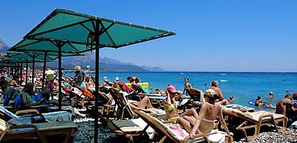 Viking Apart Hotel Havuz / Deniz