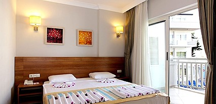 Viking Apart Hotel Oda
