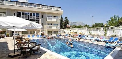 Viking Suite Hotel Havuz / Deniz