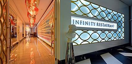 Vikingen Infinity Resort & Spa Yeme / İçme