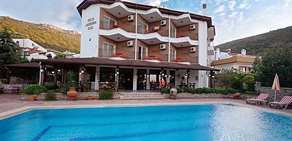 Villa Anfora Datca Hotel Havuz / Deniz