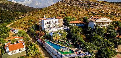 Villa Asina Datca Otel Genel Görünüm