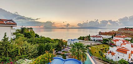 Villa Asina Datca Otel Havuz / Deniz