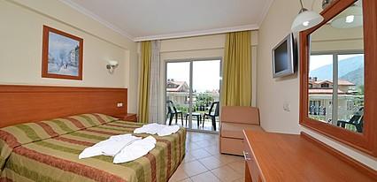 Villa Beldeniz Hotel Oda